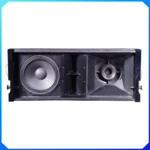 Soundbarrier SB-LA8 Virtual three-way, bi-amp, compact line array element​​